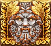 Ancient Fortunes: Zeus video slot - Wild symbool