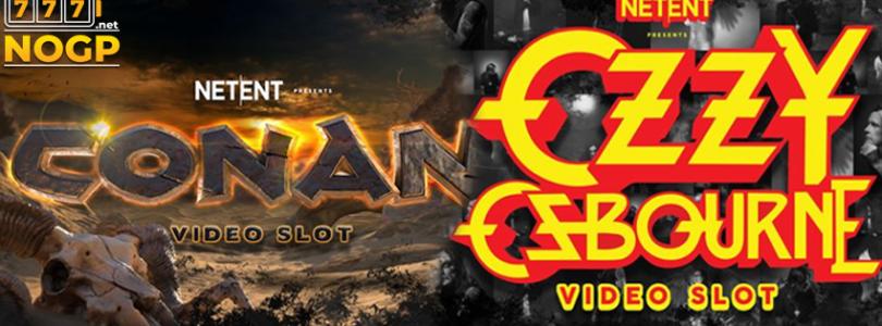 Ozzy Osbourne & Conan slot