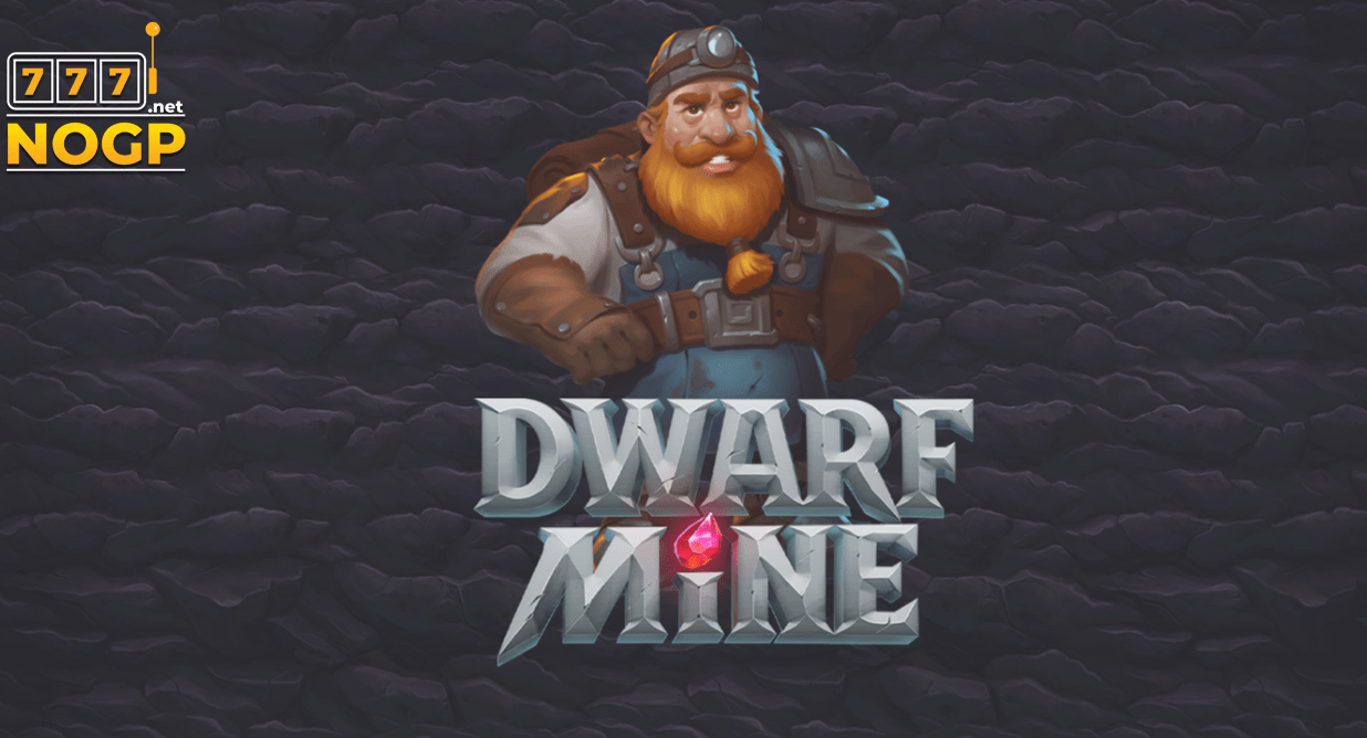 Dwarf Mine video slot van Yggdrasil