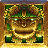 Ecuador Gold video slot - Green mask symbol