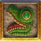 Ecuador Gold video slot - Crocodile symbol
