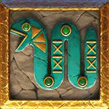 Ecuador Gold video slot - Snake symbol