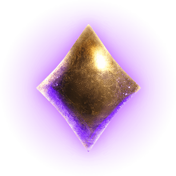Golden Grimoire video slot - Diamond symbol
