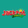 Jackpot Fruity logo vierkant