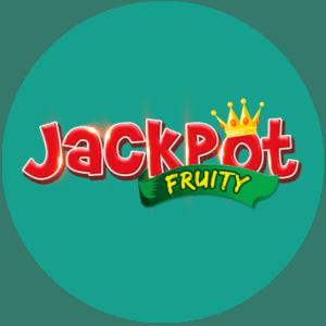 Jackpot Fruity logo rond