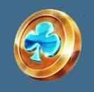Pirates Plenty slot - Clubs coin symbol