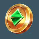 Pirates Plenty slot - Diamond coin symbol