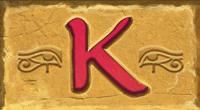 Pyramid slot - Koning symbool