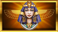 Pyramid slot - Pharaoh vrouw symbool