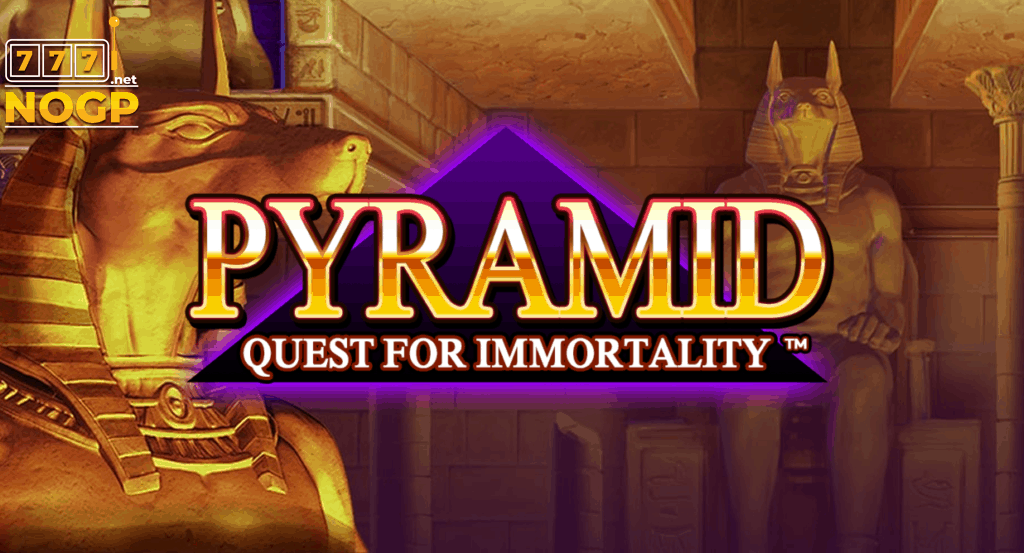 Pyramid: Quest of Immortality video slot NetEnt