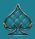 Queens Day Tilt video slot - Spade symbol
