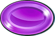 Reel Rush video slot - Paars snoepje symbool