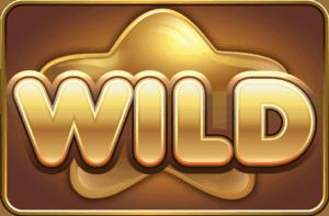 Reel Rush slot - Wild Symbool