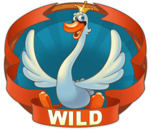 Scruffy Duck gokkast - Wild symbool