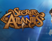 Secrets of Atlantis video slot logo