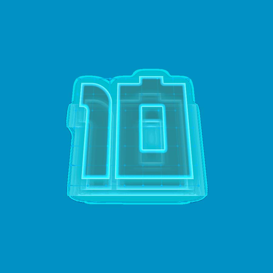 Shogun of Time video slot - 10 symbol