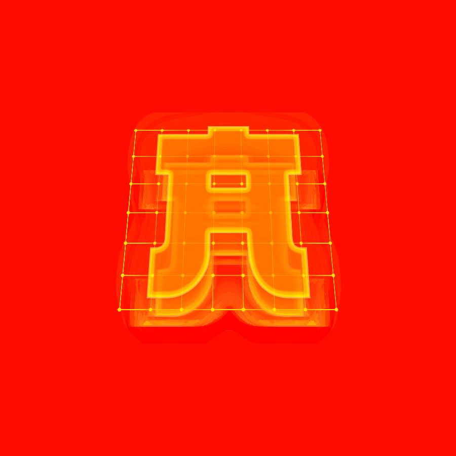 Shogun of Time video slot - A symbol