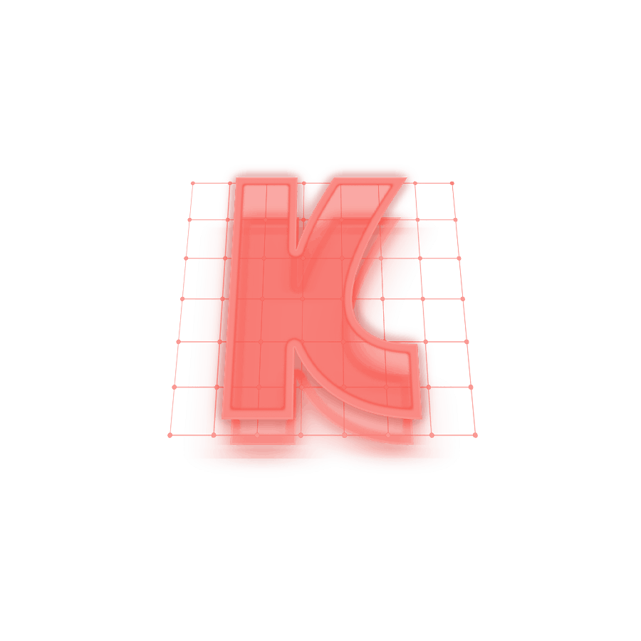 Shogun of Time video slot - K symbol