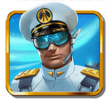 Ticket to the Stars slot - Pilot symbol