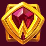 Wild Worlds video slot - Hero Wild symbool