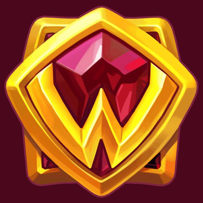 Wild Worlds video slot NetEnt - Wild symbol