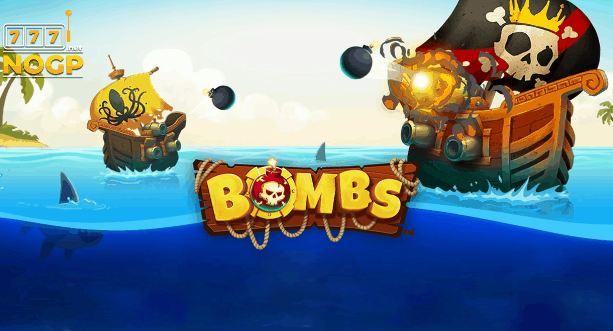 Bombs video slot van Playtech