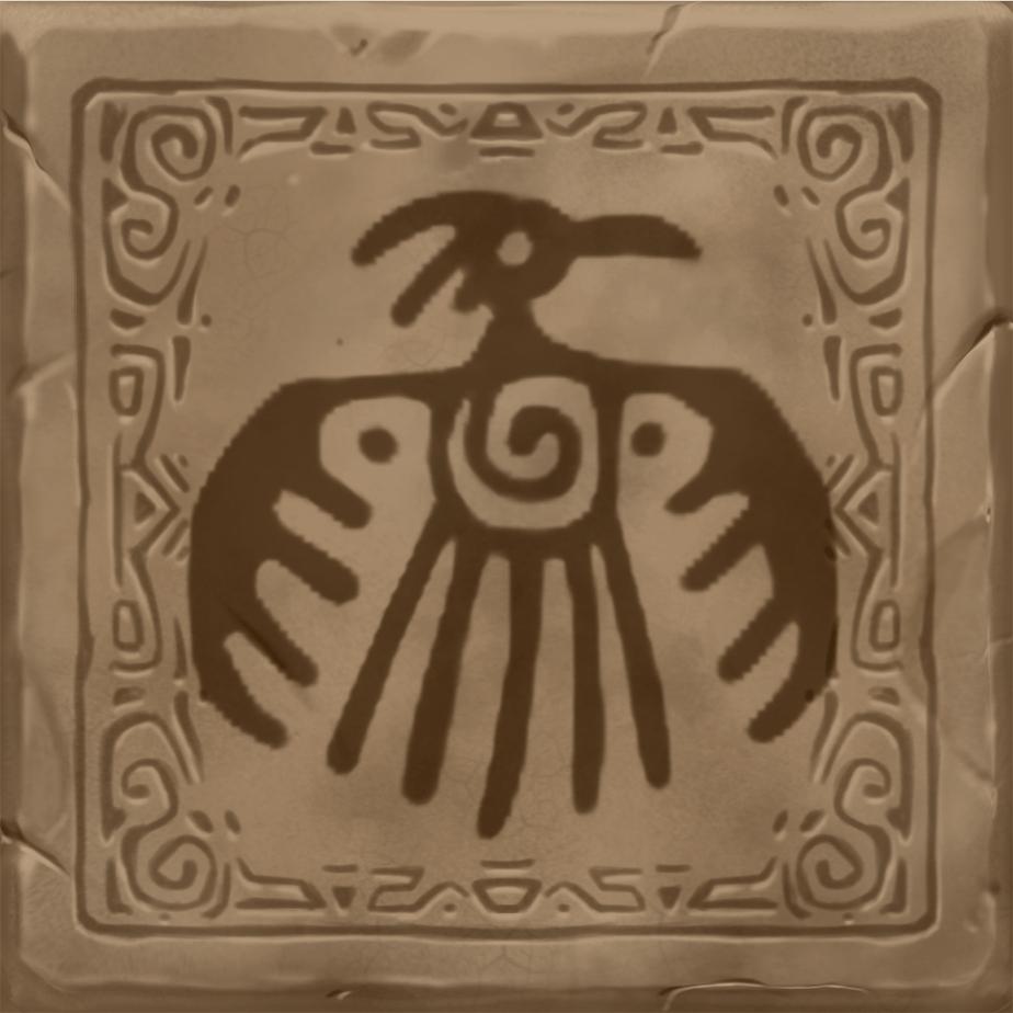 Contact video slot - Bird symbol