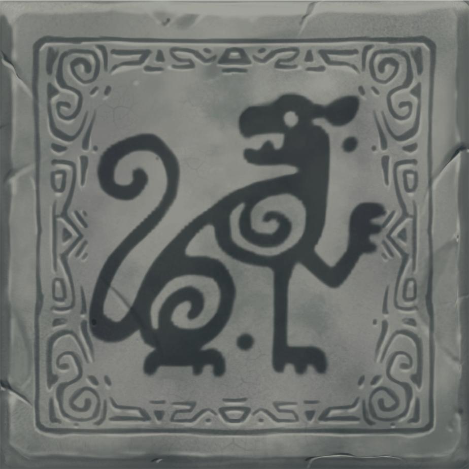 Contact video slot - Jaguar symbol