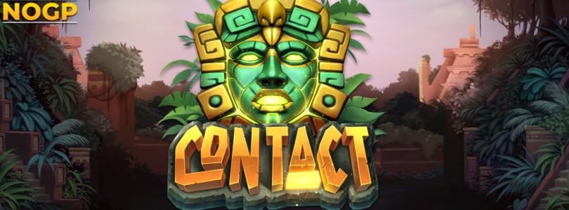 Contact video slot logo