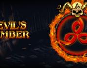Devil's Number video slot logo