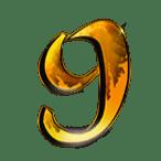 Devils Number scatter symbool