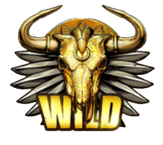 Golden Colts video slot - Wild symbool