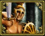 Medusa Megaways gokkast - Soldaat symbool