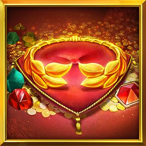 Midas Golden Touch video slot - Kroon symbool