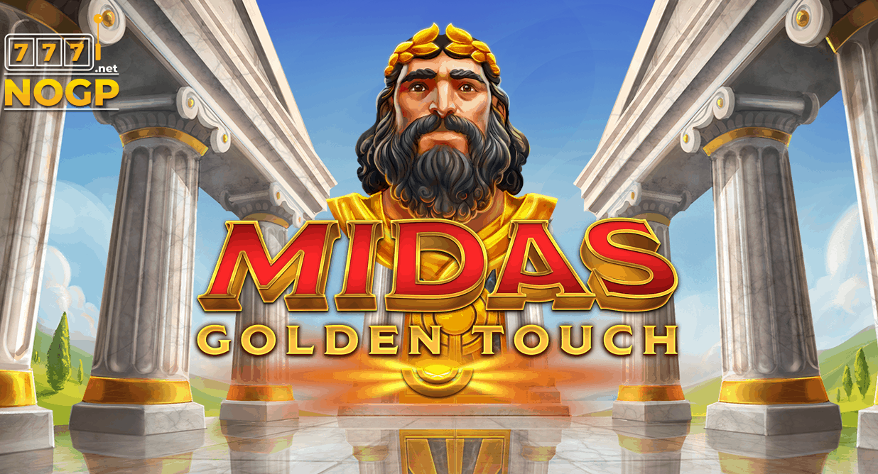 Midas Golden Touch video slot van Play'n GO