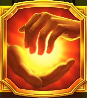 Midas Golden Touch video slot - Wild symbool