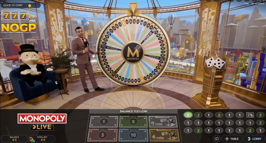 Monopoly Live screenshot