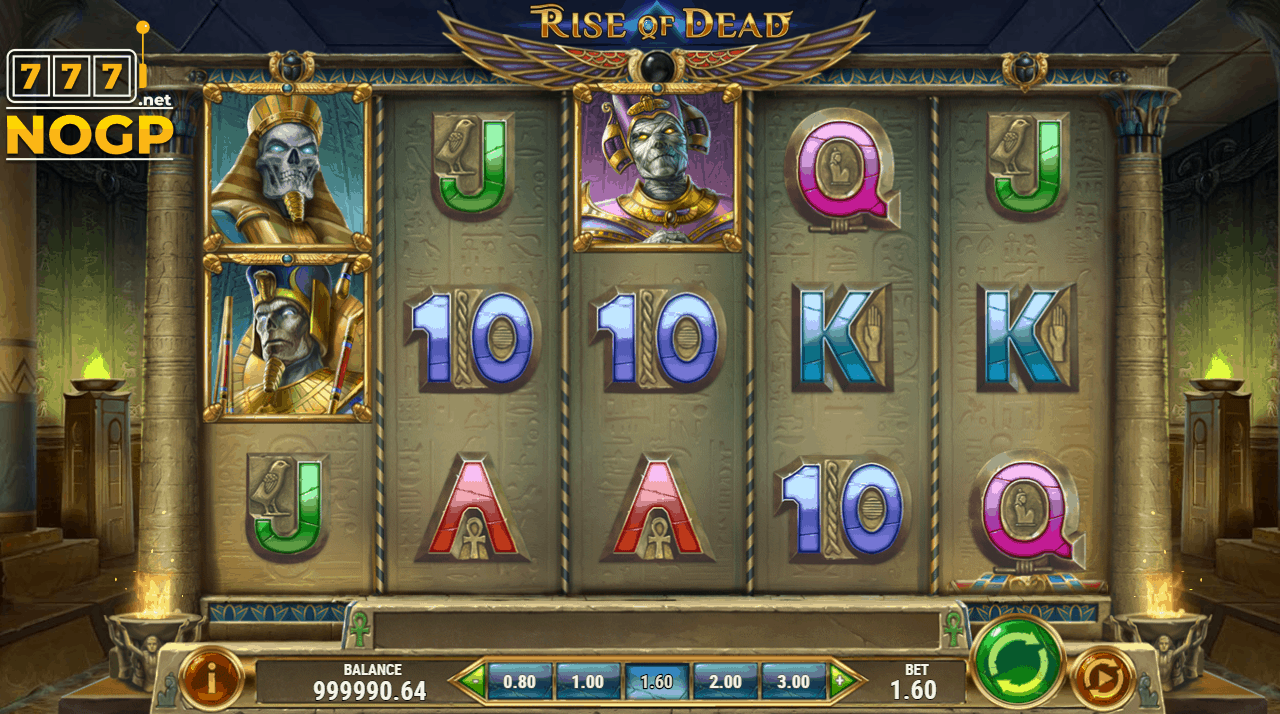 Rise of Dead video slot