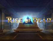 Rise of Dead slot logo