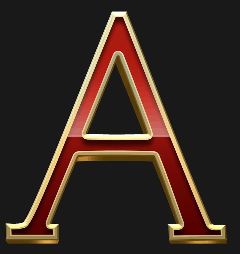 Scudamore's Super Stakes video slot - A symbol
