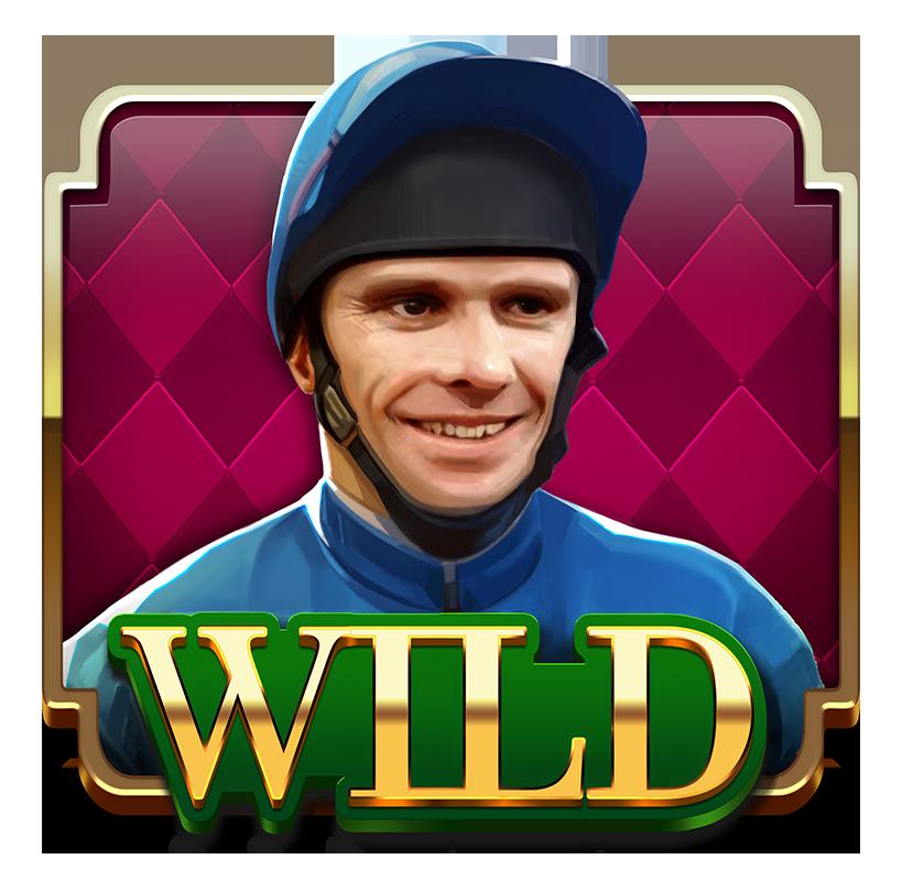Scudamores Super Stakes video slot - Wild symbol