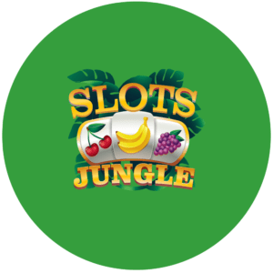 Slots Jungle Casino logo rond