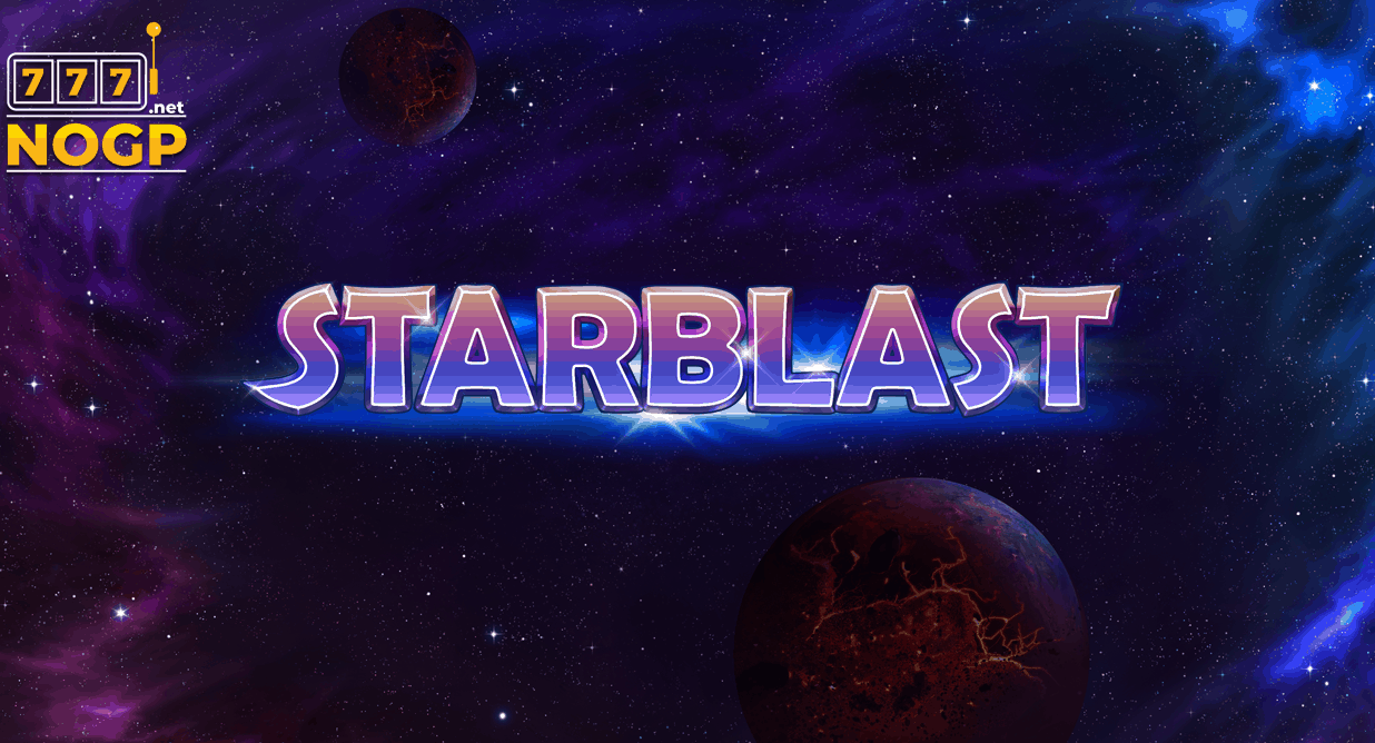 Starblast video slot van Play'n GO
