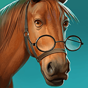 Tales of Dr. Dolittle video slot - Paard symbool
