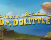 Tales of Dr. Dolittle video slot logo