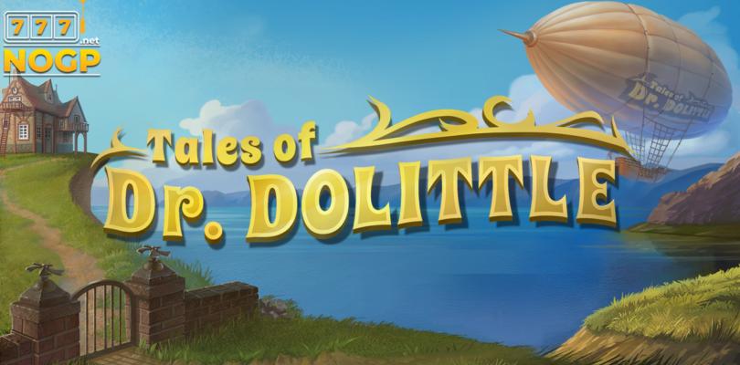 Tales of Dr. Dolittle video slot logo