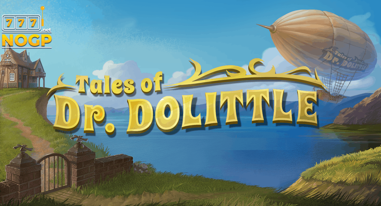 Tales of Dr. Dolittle video slot van Quickspin