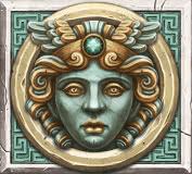 Ancient Fortunes: Zeus video slot - Dionysos symbol