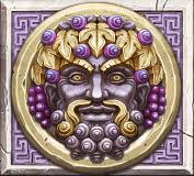 Ancient Fortunes: Zeus video slot - Hermes symbol