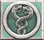 Ancient Fortunes: Zeus video slot - Slang symbol